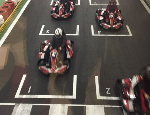 Go Kart Rennen