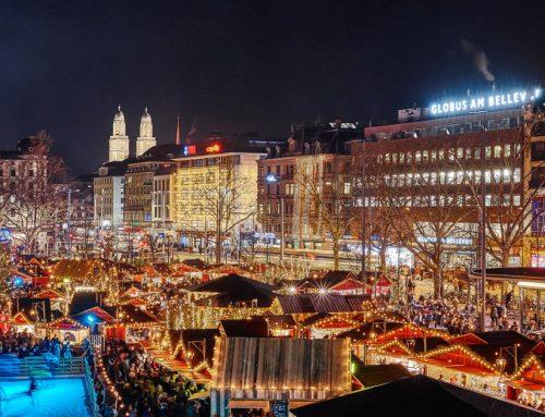Weihnachtsdorf 2017 – Guetzli-Verkauf für die Erbebenopfer in Amatrice
